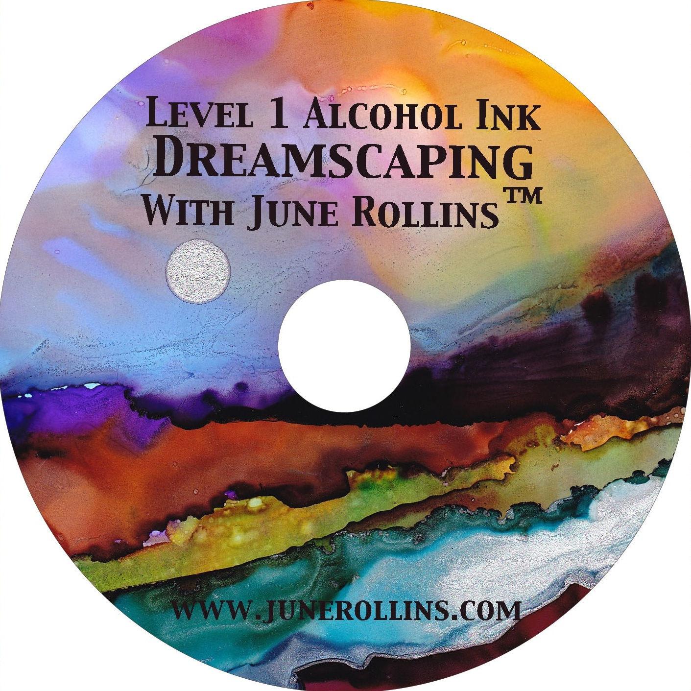 Alcohol inks page 11 june rollins art over 300 alcohol ink dreamscaping dvds have sold baditri Images
