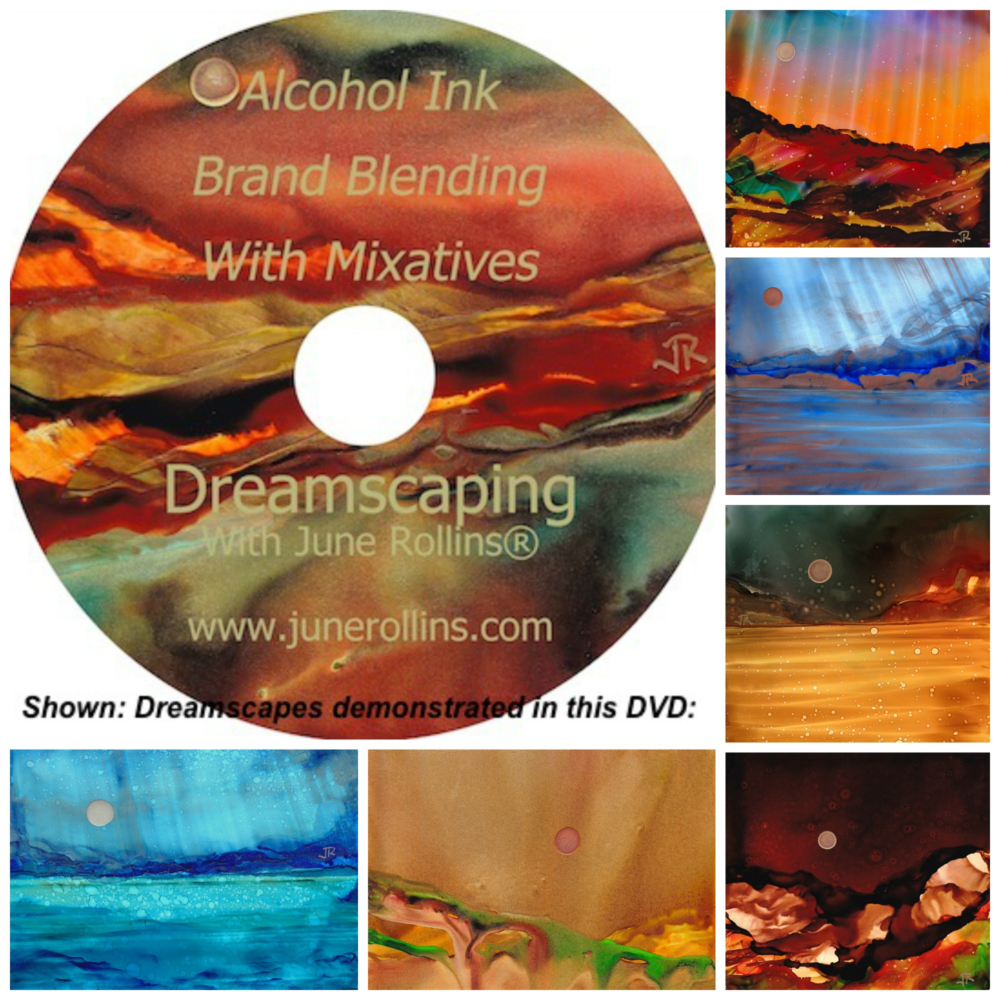 Dreamscaping With June Rollins™ – June Rollins ART